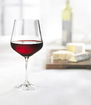 Verre a vin trudeau